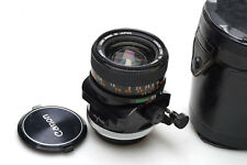 Canon TS 35mm F/2.8 S.S.C. Tilt-Shift