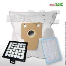 30xStaubsaugerbeutel+Hepa+Motorfilter geeignet Bosch BSG 82502/01 Ergomaxx prof.