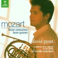 Mozart - Horn Concertos / Quintet Wolfgang Amadeus Mozart - New Music Audio CD