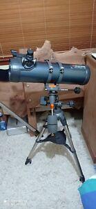 Celestron telescope 130 EQ MD (motor drive)