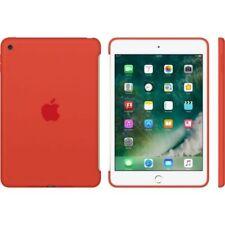 Genuine Official Apple iPad Mini 4 Silicone Case Orange