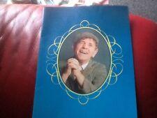 1980s Official Norman Wisdom souvenir programme + ticket