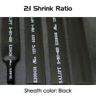 Dia.25mm Heat Shrink 2:1 Tubing Electrical Sleeving Cable Wire - Various Colors