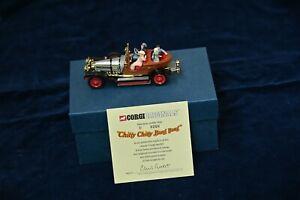New Corgi 25th Anniversary Chitty Chitty Bang Bang F0260 (tagO899)