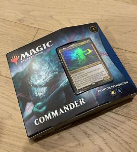 MTG Kaldheim COMMANDER PHANTOM PREMONITION - Sealed English - Free shipping !!!