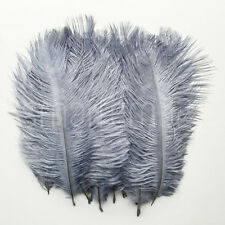 5''-8'' Long Ostrich Feathers Wedding Decoration Costume Party Craft FASCINATOR
