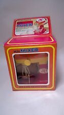 vintage Friction Powered TOY Food Mixer MADE IN HONG KONG