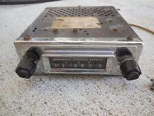 Vintage MOTOROLA AM Radio