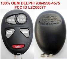 100% OEM keyless PONTIAC BUICK POWER DOOR 5 BUTTON Remote 9364556-4575 L2C0007T