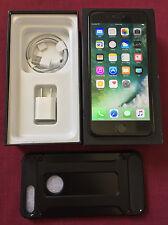 "Apple iPhone 7 Plus- 256GB- Jet Black (FACTORY UNLOCKED)5.5"" 12MP GSM Smartphone"