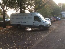 Iveco daily 35 s12 lwb 4 metre van, 68,000 genuine low mileage from new.
