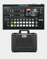 Roland V-8HD mixer AV Bundle