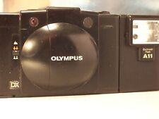 "olympus  XA ""3 avec flash et mode d'emploi"
