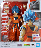 Dragonball Z SH Figuarts ~ SUPER SAIYAN GOD SS GOKU ACTION FIGURE ~ SSGSS