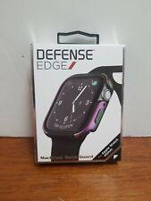 X-Doria Defense Edge Guard/Case for 40mm Apple Watch Series 4&5, Iridescent, New