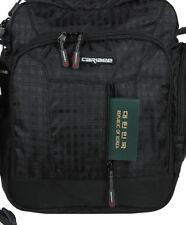 [ CARIBEE ] Departure Bag Designed For International Travel Black Shoulder Bag