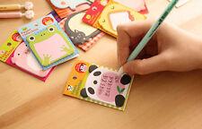 4PCS post it tabs sticky notes memo desk accessories korean bookmark