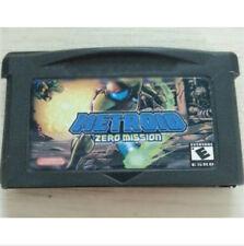 Metroid Zero Mission - Game Boy Advance - Reproduction Cartridge - Nintendo gba