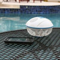 GAME 4312GM Bluetooth Wireless Speaker and Light Show for Swimming Pools