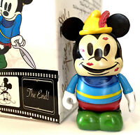 """DISNEY VINYLMATION 3"""" MICKEY MOUSE THROUGH THE YEARS BRAVE LITTLE TAILOR 1938"""