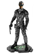 SPLINTER CELL BLCK LIST TOM FISHER STATUE ACTION FIGURE COLLECTOR'S EDITION