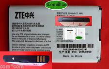 New Genuine ZTE Battery for Telstra 4G My Pocket Wifi Lite Modem MF90