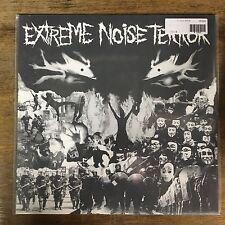 Extreme Noise Terror S/T LP Punk Hardcore Thrash Grindcore