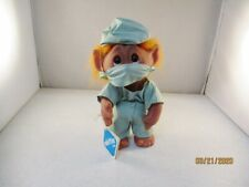 Vintage Adopt a NorfinTroll DR. OLAV Made in Denmark DAM Style 6058