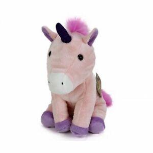 Einhorn Plüsch 25cm Unicorn Beanie Plüschtier Schmusetier NEU