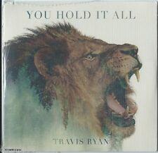 TRAVIS RYAN - You Hold It All - Christian Music CCM Pop Rock CD