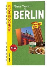 Berlín Guía de espiral Marco Polo por Marco Polo (espiral, 2016)