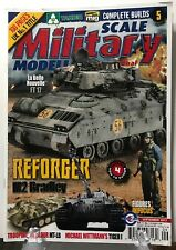 Scale Military Modeller International Reforger Bradley Sep 2017 FREE SHIPPING JB