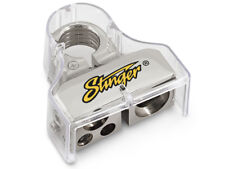Stinger 0 / 4 / 8 Gauge Platinum Finish Positive Battery Terminal HPM SPT53102
