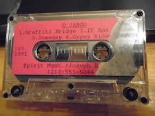 VERY RARE D'Jango DEMO CASSETTE TAPE rock UNRELEASED 1991 unknown 4 trax L.A.