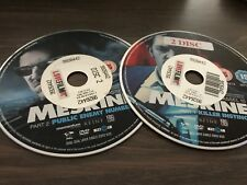 Mesrine - Part 1 And 2 - Killer Instinct / Public Enemy Number 1 DVD DISKS ONLY