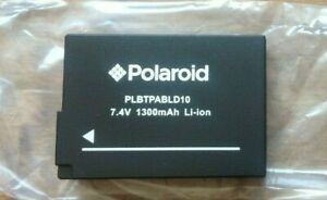 Polaroid High Capacity PLBTPABLD10 Rechargeable battery. Fast & Free UK Postage