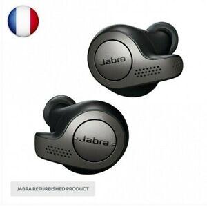 Jabra Elite 65t Ecouteurs Sans Fil Intra-auriculaires Bluetooth Reconditionné