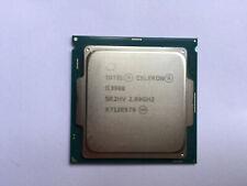Intel Celeron G3900 SR2HV Processor CPU Dual-Core 2.8 GHz LGA 1151 2M Cache Ok.