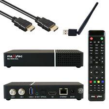 Maxytec Multibox 4k blindados 2160p e2 Linux USB WiFi dvb-s2 dual sat Receiver