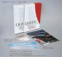 QUEEN Blu-ray WE ARE THE CHAMPIONS live in JP Final First Limited Ed * Japan new