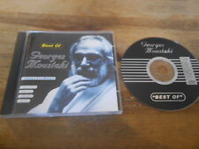 CD Ethno Georges Moustaki - Best Of (10 Song) BERGER MUSIC jc