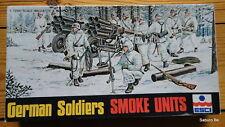 ESCI 8033  1:72  GERMAN SOLDIERS SMOKE UNIT