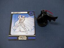 Darth Vader Sith Lord Star Wars Minatures 22/60 Super Rare  GM2964