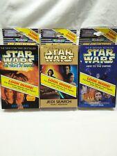 Lotto 3 Star Wars Epic Collections Micro Machines Rari Vintage