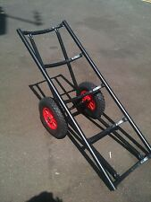 Carpet Trolley 1.5m long. Carpet Barrow Large. Carpet Stands.