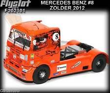 FLY SLOT REF 202101 .Mercedes Benz The Truck Race Battle Zolder 2012 Lenz   NEW