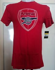 ARSENAL RED BASIC CORE TEE BY NIKE ADULTS SIZE XL BRAND NEW WITH TAGS