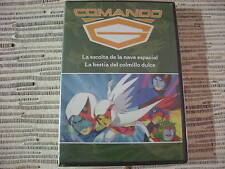 DVD SERIE ANIME COMANDO G LA BATALLA DE LOS PLANETAS GATCHAMAN Nº 5 USADO
