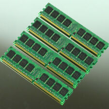 4GB 4x1GB PC2-4200 DDR2 533 533MHZ 240PIN RAM DIMM Desktop MEMORY Low Density