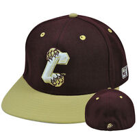 NCAA Game Charleston SC Cougars Flat Bill Construct Hat Cap Fitted Size